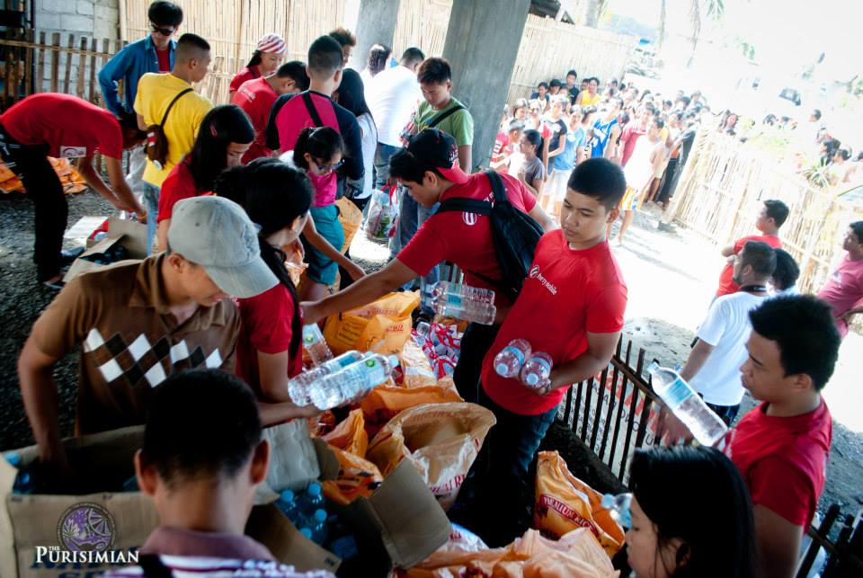 Cherry Cares, GK reach out to Yolanda survivors