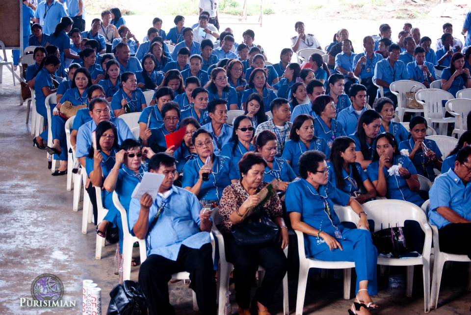 Staff attend Gen Assembly conducted by admin