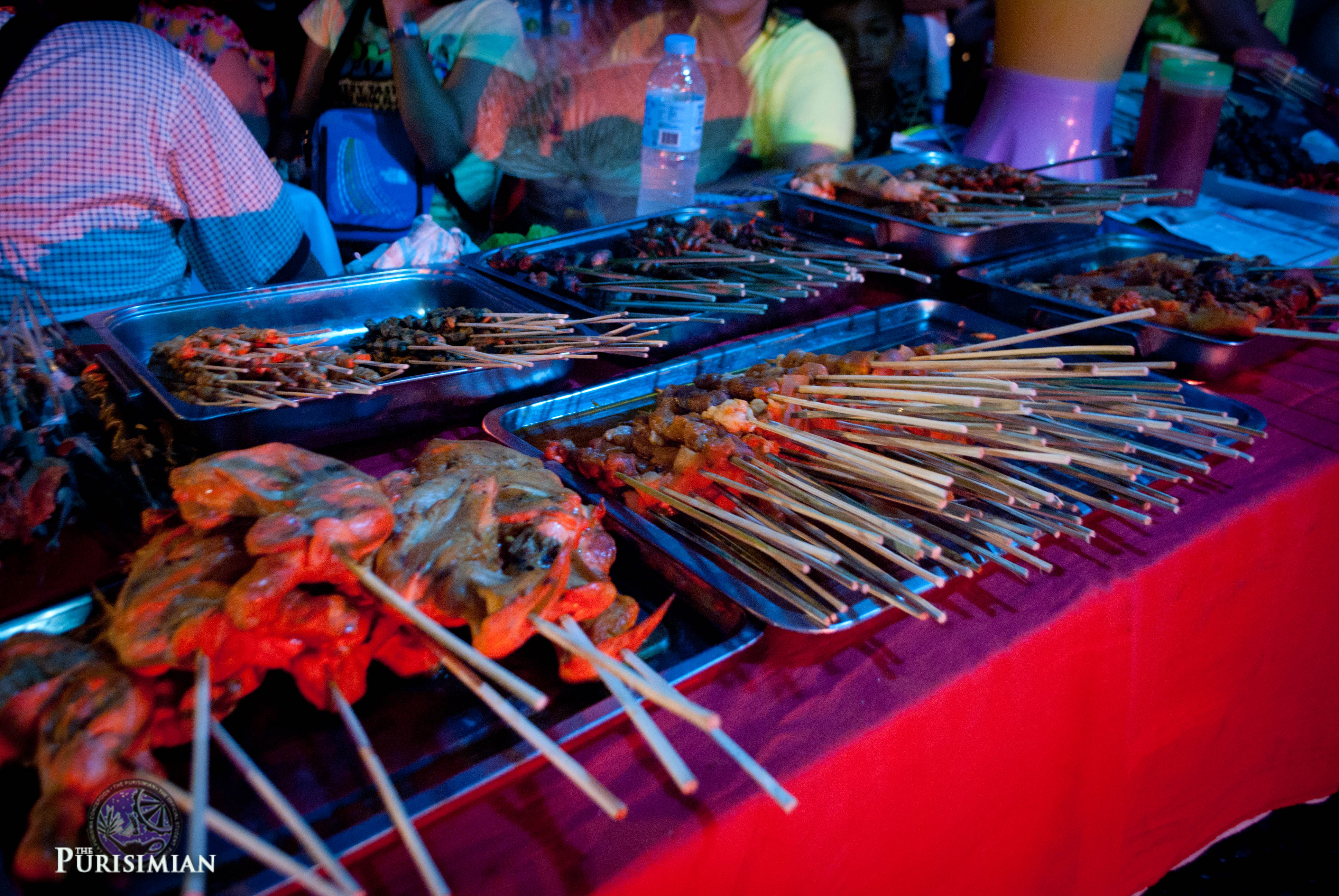 Capiz celebrates streetfood festival